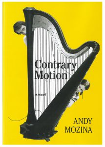 Contrary Motion by Andy Mozina, book cover